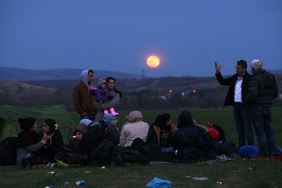 migranti rotta balcani