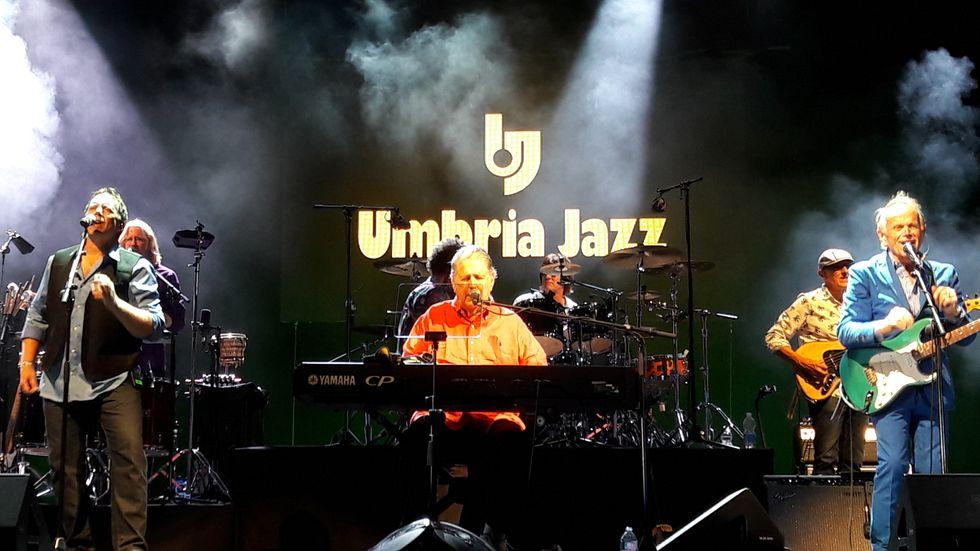 Brian Wilson live a Umbria Jazz