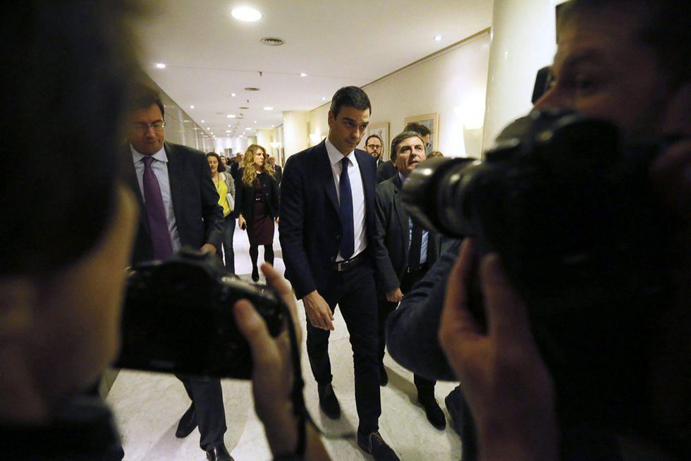 Spagna: accordo Psoe - Ciudadanos per Sanchez premier?