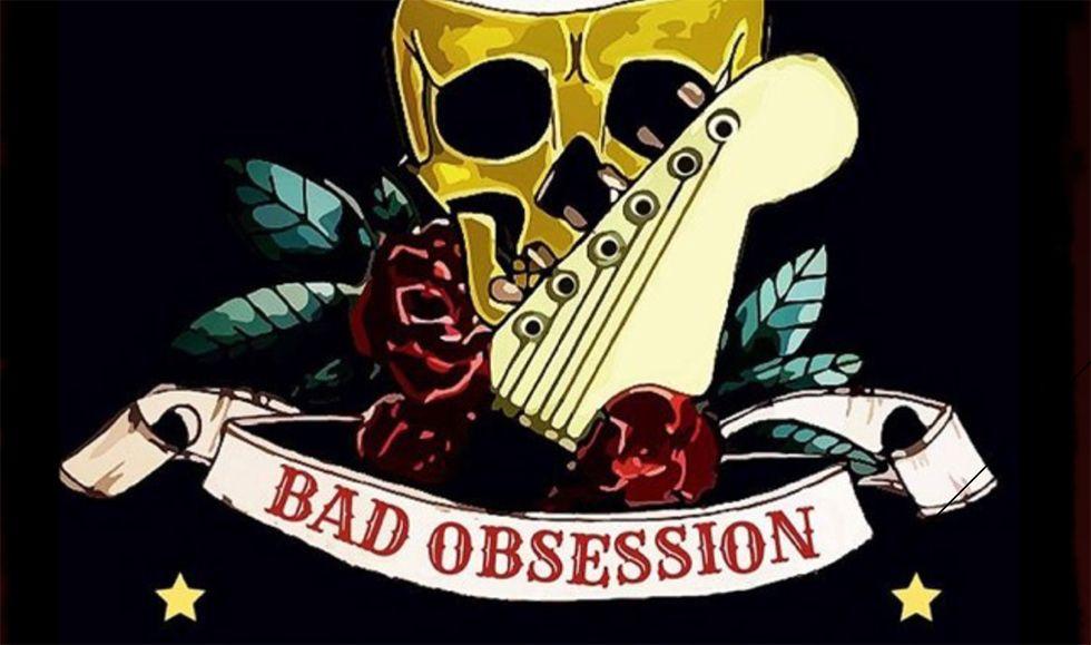 Bad Obsession di Ken Paisli