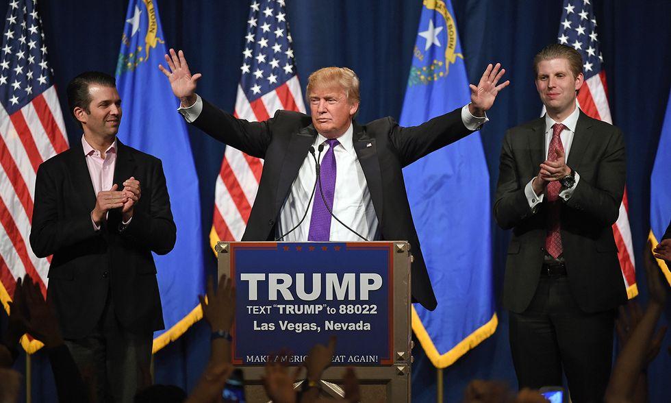 Primarie USA Repubblicani, Donald Trump