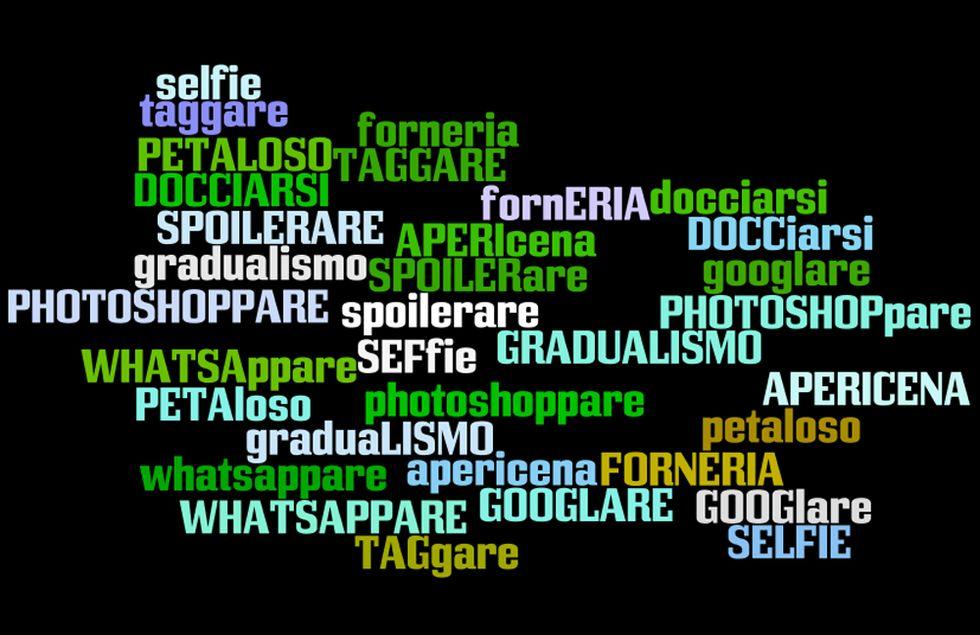 Da petaloso a googlare, le 10 parole più segnalate alla Crusca