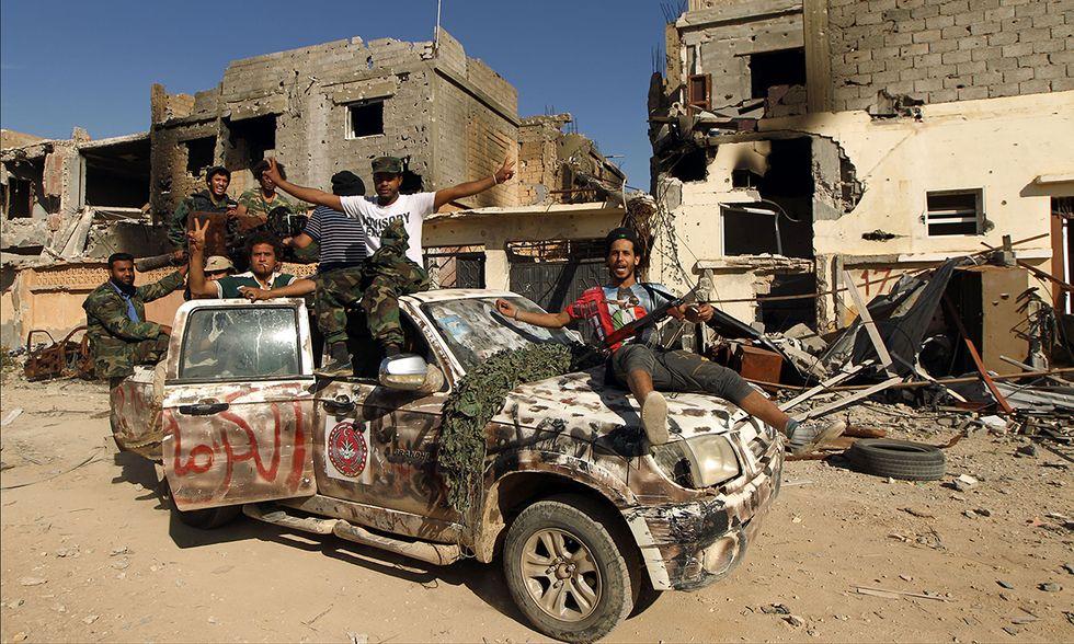 Libia, Bengasi