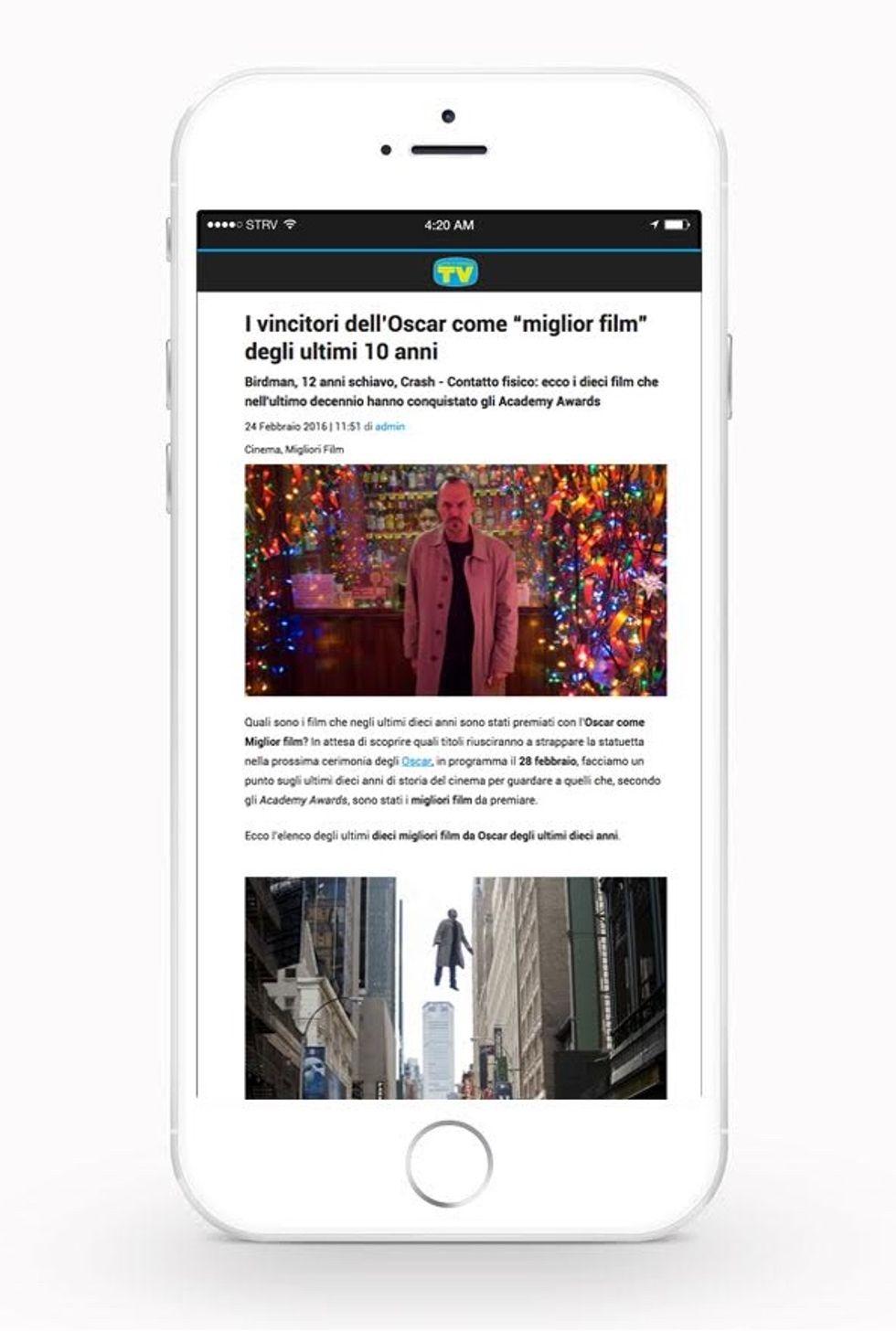 Da oggi su Sorrisi.com le notizie viaggiano più veloci