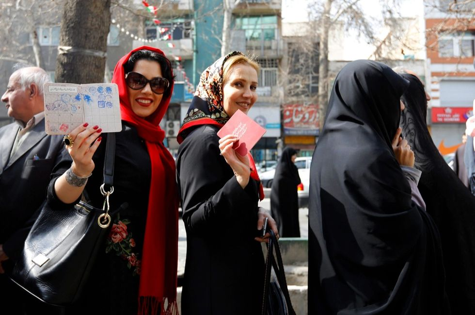 Iran elezioni parlamentari 2016