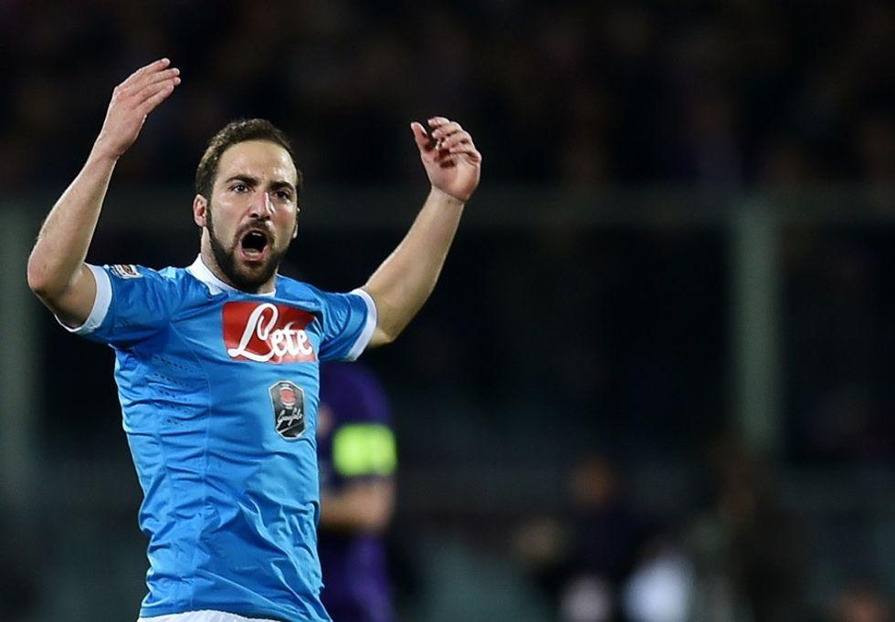 Fiorentina - Napoli termina 1-1, la Juventus resta in vetta a +3