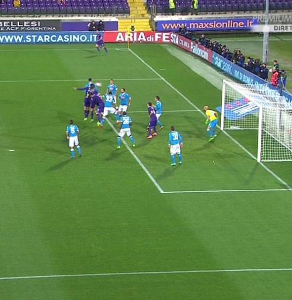 27a giornata - Fiorentina-Napoli, Tagliavento promosso alla prova scudetto