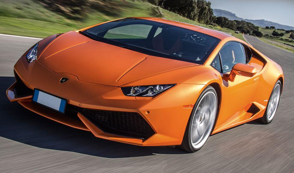 Lamborghini Huracàn: per sfrecciare con una radiocomandata con motore a scoppio