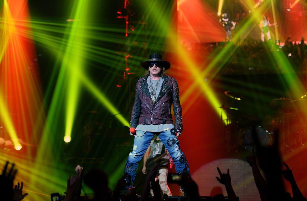 Guns N' Roses: niente reunion per Izzy Stradlin
