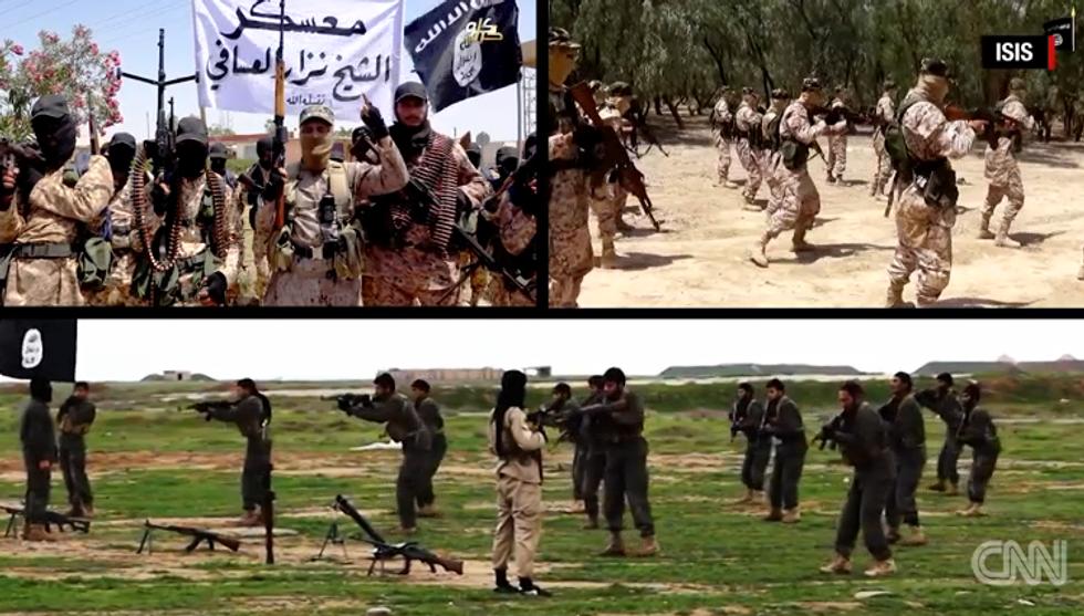 Isis, le forze speciali Usa catturano uno dei leader in Iraq