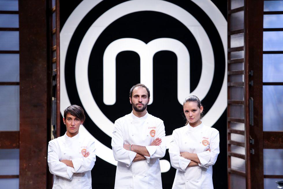 Da sinistra, Erica, Lorenzo e Alida