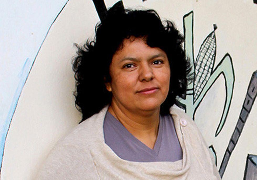 Honduras: uccisa l'attivista per l'ambiente Berta Caceres