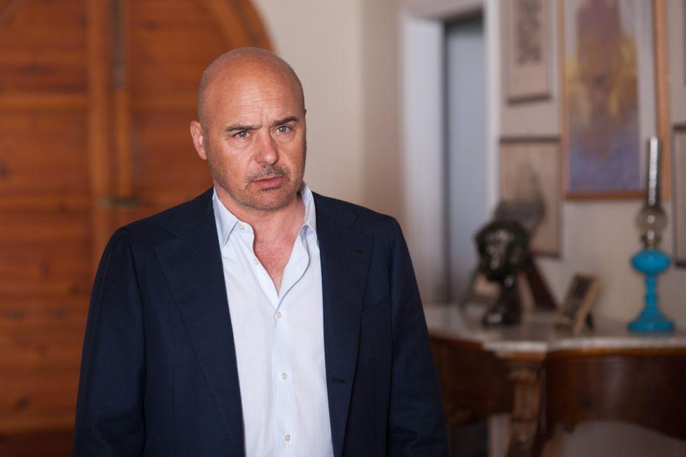 Il commissario Montalbano Luca Zingaretti