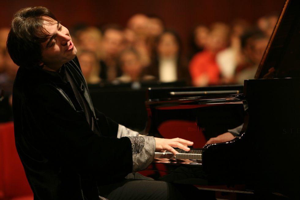 Fazil Say, il leggendario pianista turco live a MIlano il 20 marzo