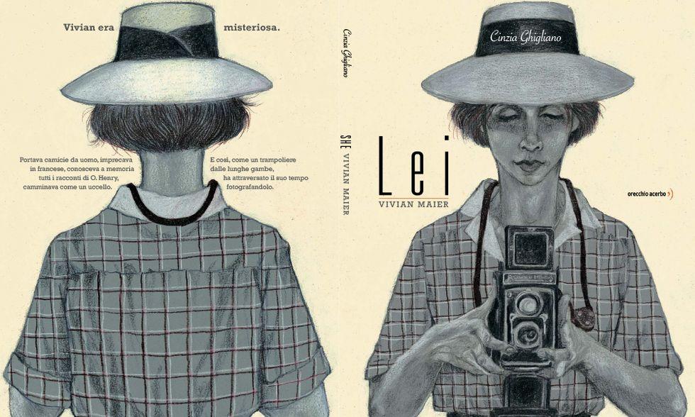 'Lei': Vivian Maier, la tata con la Rolleiflex al collo