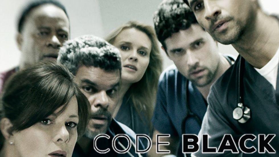 Code Black: foto, video e cose da sapere sul nuovo medical drama