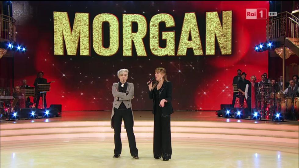 Ballando con le stelle 11 Morgan