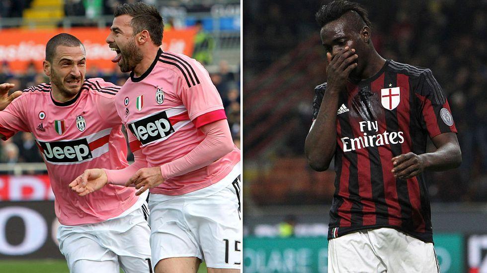 28a Serie A, top e flop: Barzagli immenso, Balotelli inutile