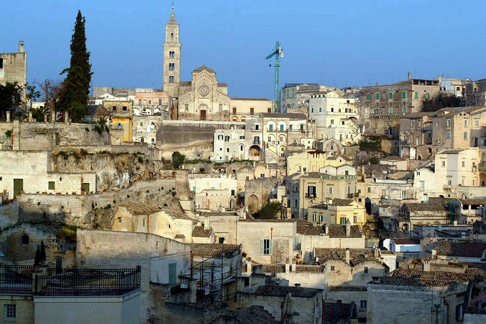 Welcome to Matera, 2019 European Capital of Culture in Italy
