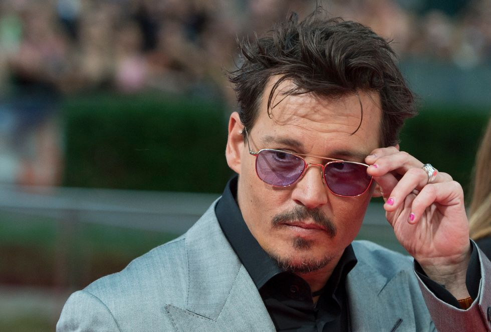 Johnny Depp nuovo testimonial di Dior