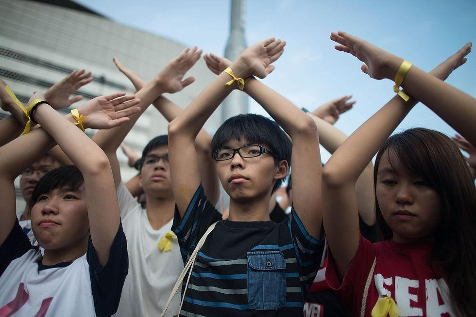 A few things European democracies should suggest to Hong Kong protesters