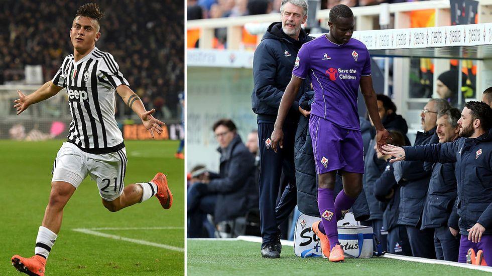 29a giornata, top e flop: Dybala come Del Piero, Babacar come Balotelli