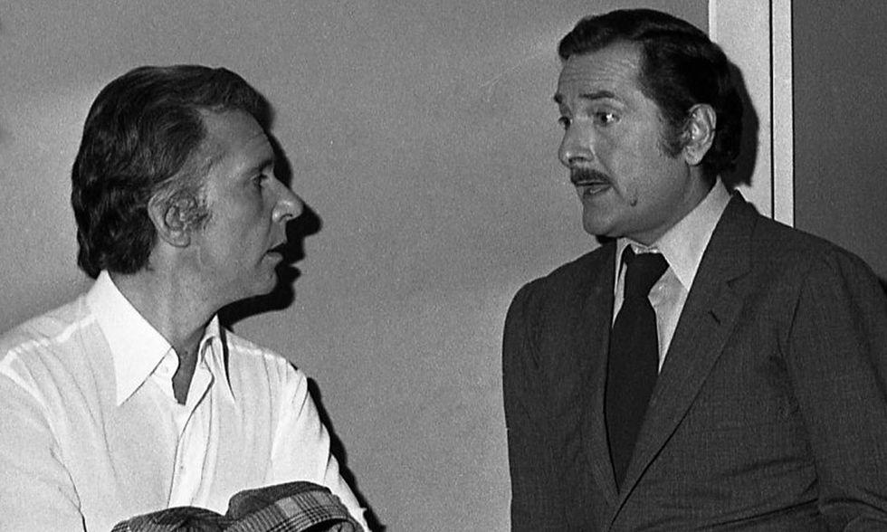Paolo Ferrari e Riccardo Garrone