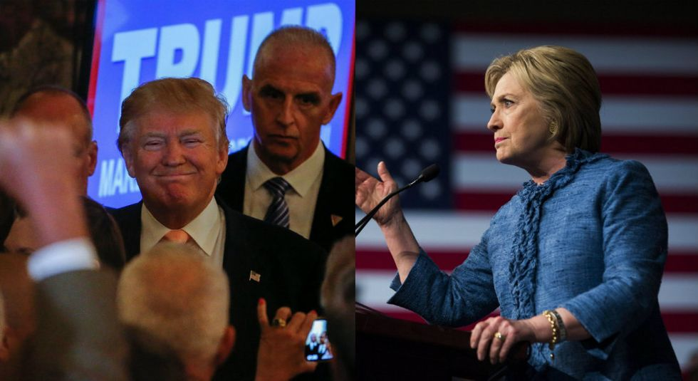 Elezioni Usa: Clinton e Trump vincono a New York
