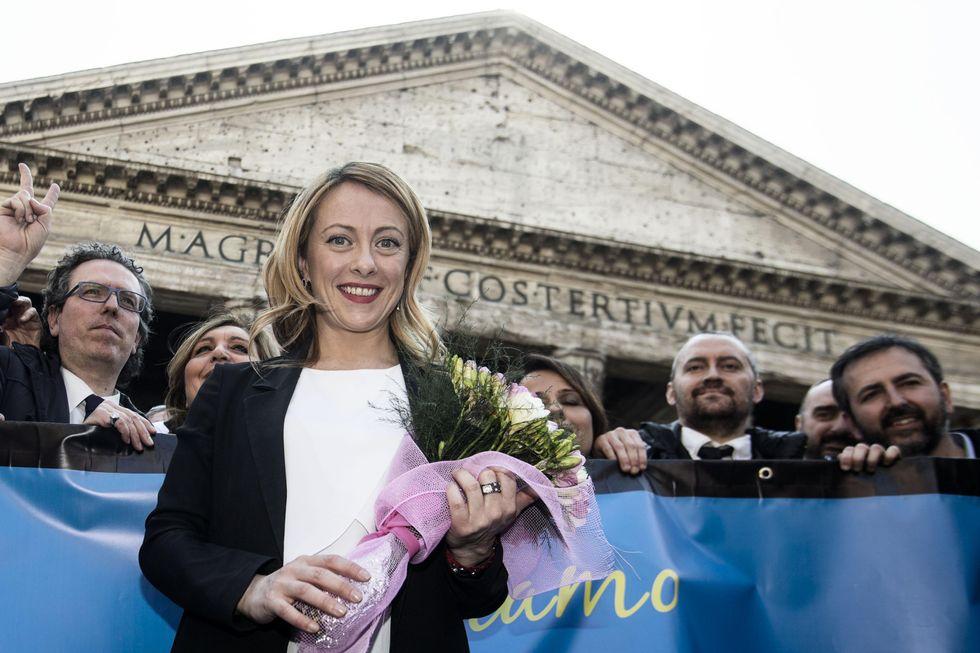 """Comunali di Roma, Giorgia Meloni: """"Mi candido"""""""