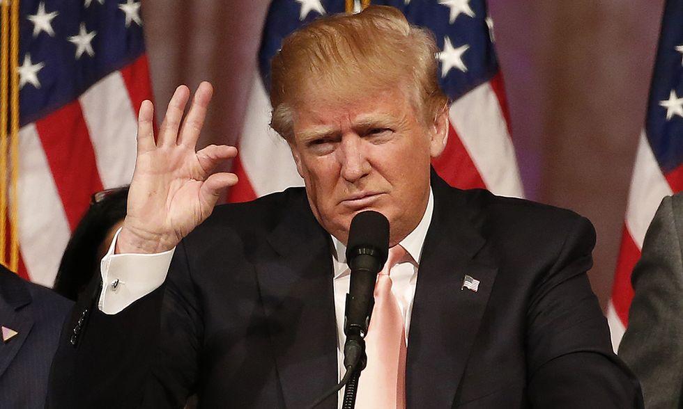 Primarie USA, Donald Trump