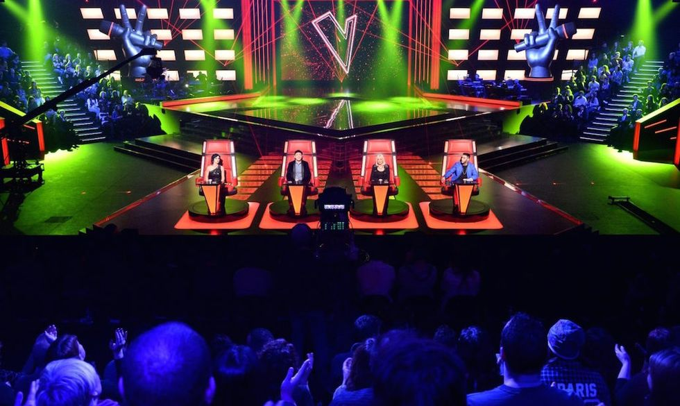 I giudici di The Voice of Italy 4