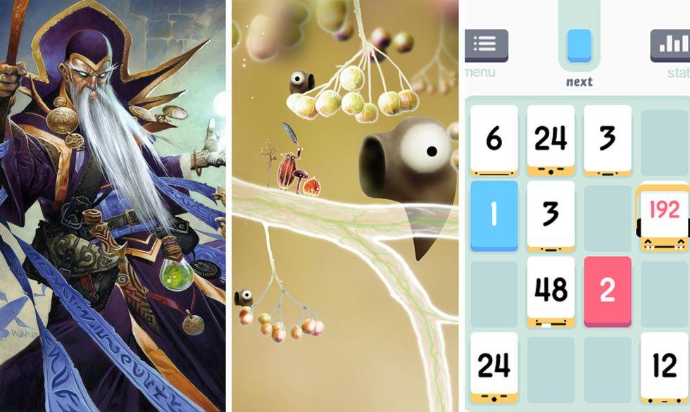 I migliori giochi del 2014 per iPhone e iPad