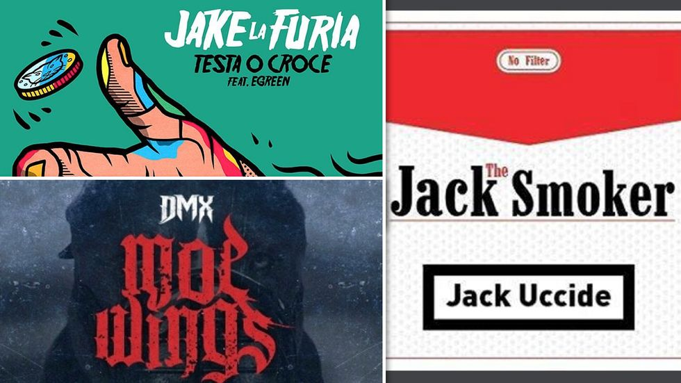 I tre dischi rap della settimana: DMX, Jake La Furia e Jack The Smoker
