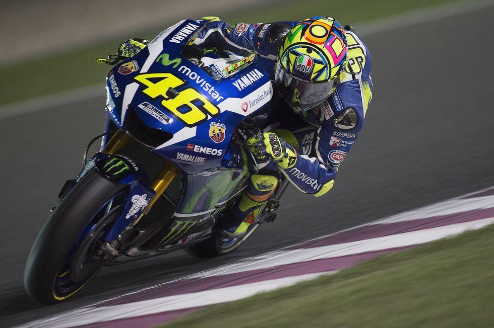Rossi rinnova con Yamaha: un matrimonio lungo (almeno) 13 anni