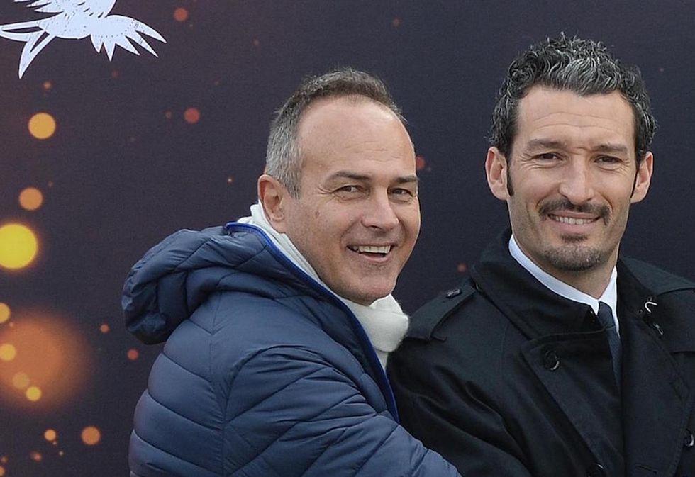 Ballando con le stelle 11 Antonio Cabrini e Gianluca Zambrotta