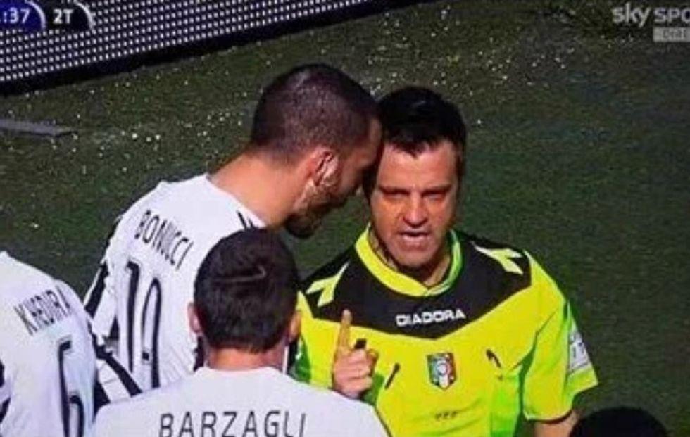 Gli errori di Rizzoli che non devono rovinare il duello Juve-Napoli
