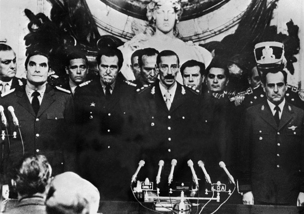 Argentina: 40 anni fa la dittatura militare