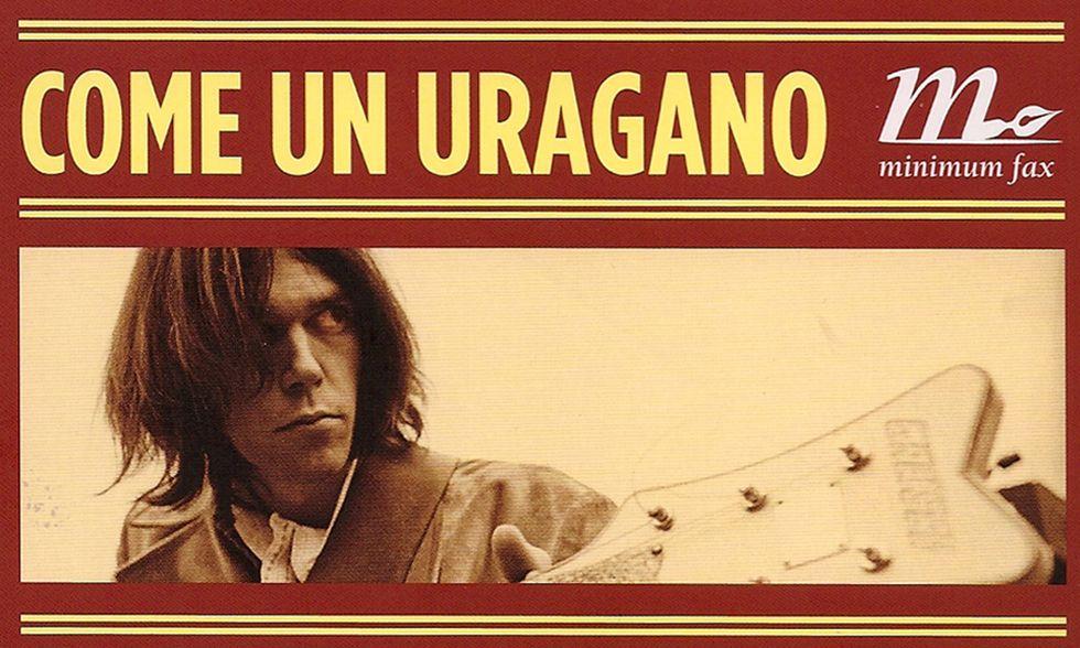 Neil Young, 'Come un uragano' - Interviste sulla vita e sulla musica