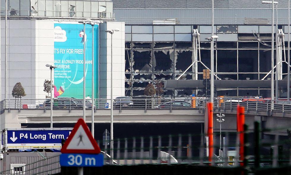 Attacco terroristico all'aeroporto di Bruxelles