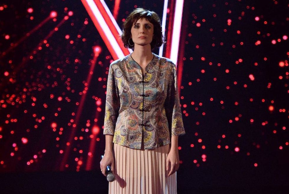 The Voice of Italy 4 Federica Vincenti