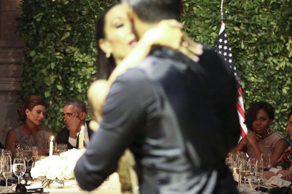 Argentina: per gli Obama cena con tango a Buenos Aires