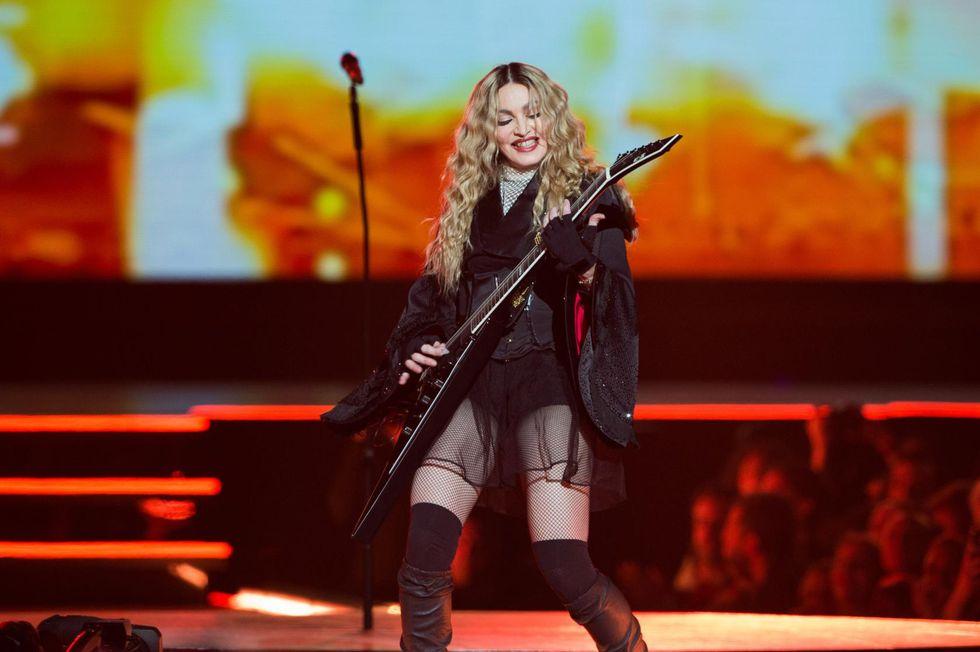 Madonna è l'artista che ha guadagnato di più con i tour