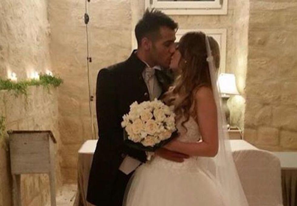 Uomini e Donne: Aldo e Alessia si sono sposati