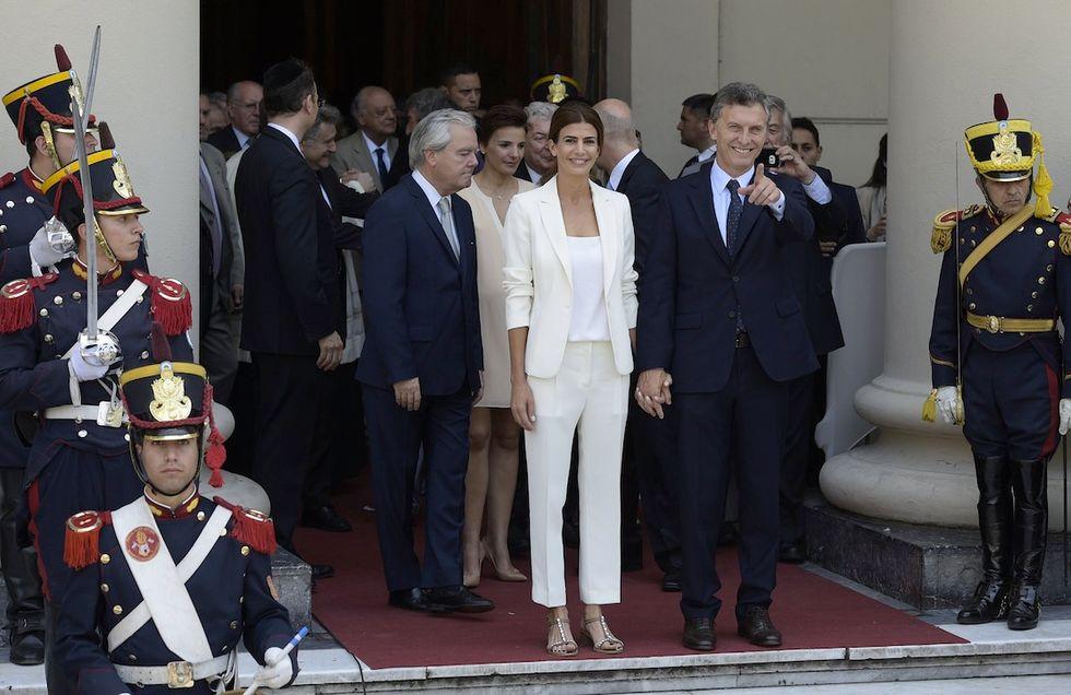 ARGENTINA-MACRI-TE DEUM