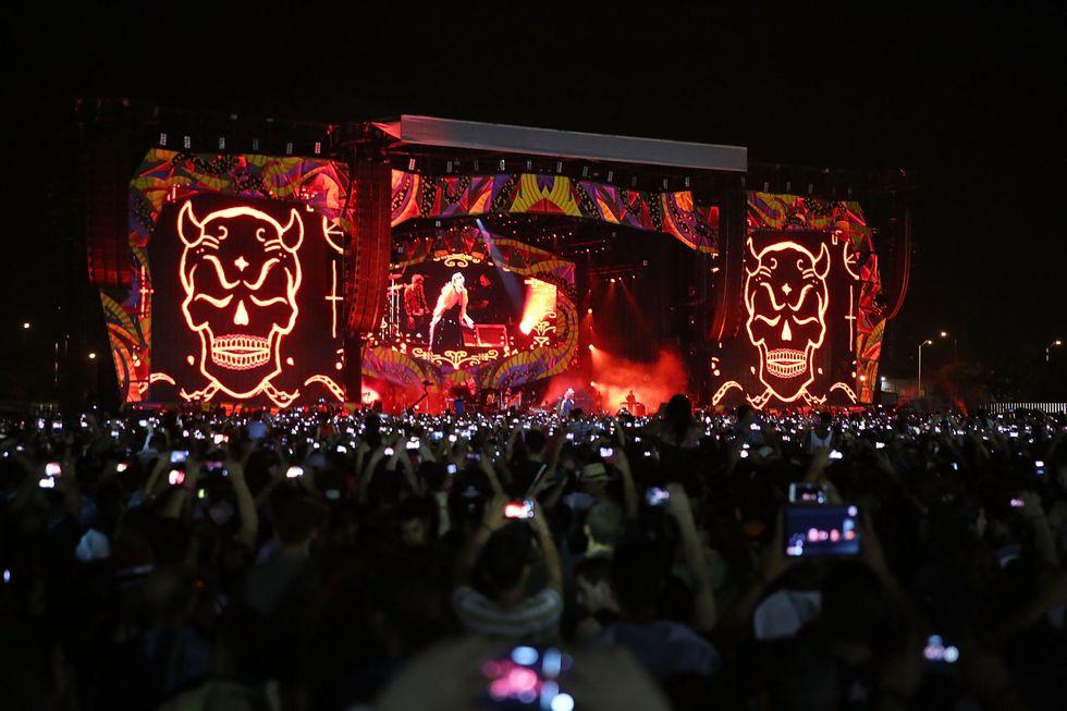Rolling Stones, dalla Guerra Fredda a Cuba: il mito in 20 scatti