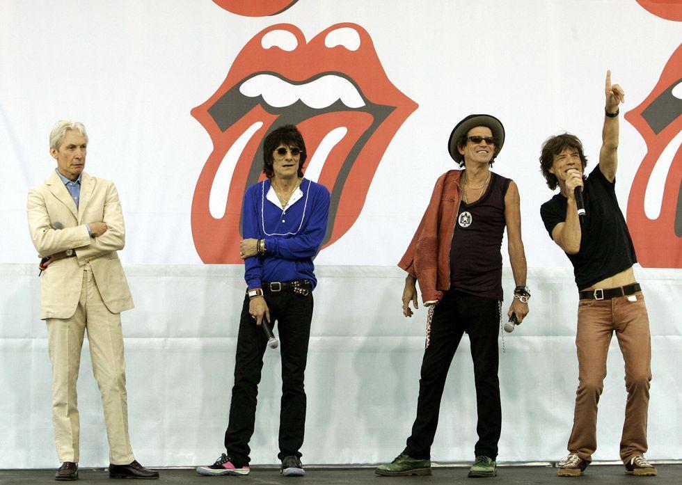Rolling Stones Lucca