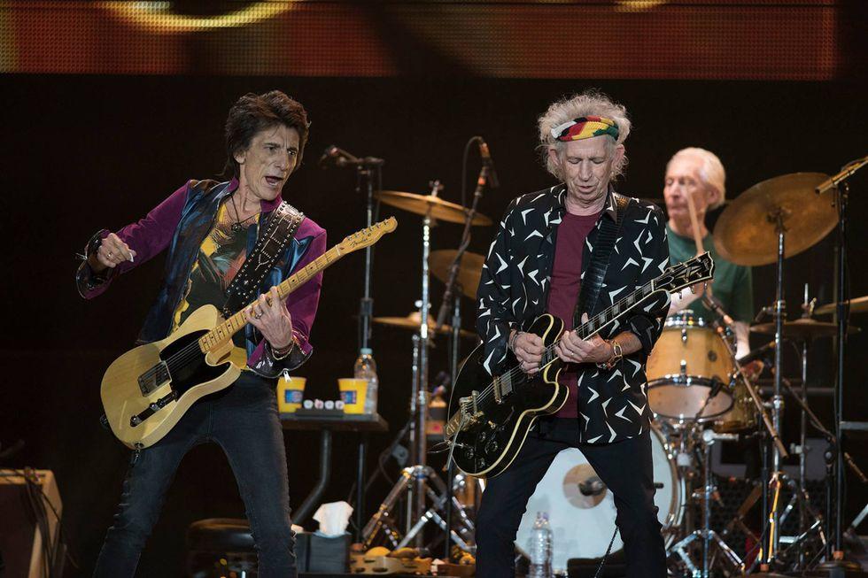 Rolling Stones: delirio a l'Havana - La scaletta dello show