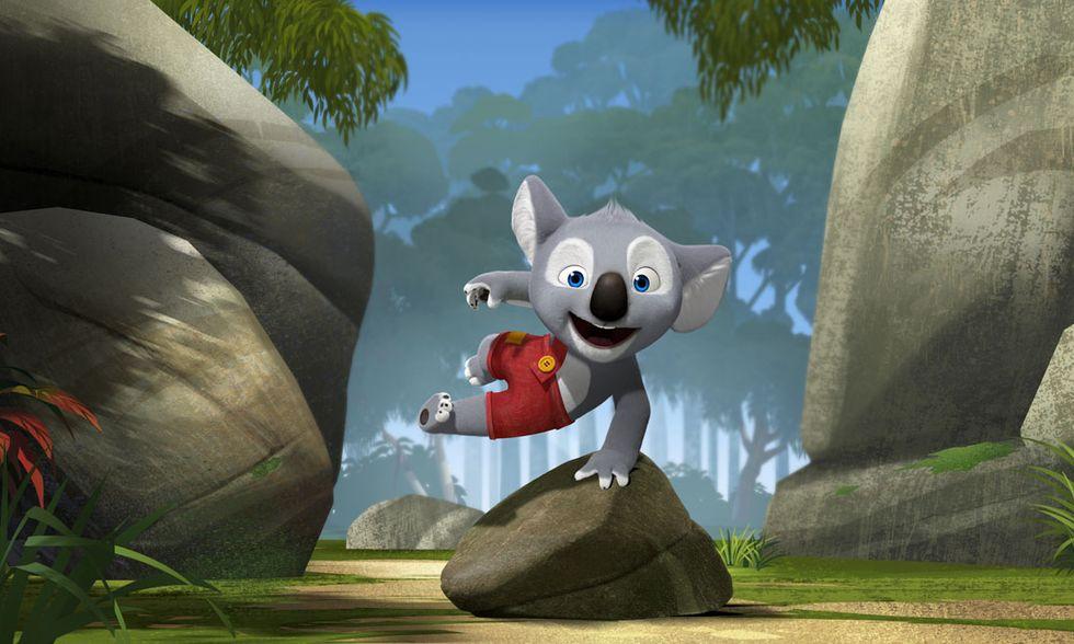 Billy il Koala - The Adventures of Blinky Bill