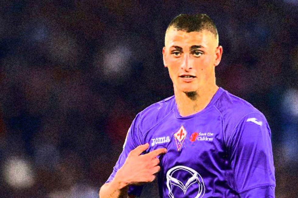 Fiorentina: se la ciliegina fosse Verratti?