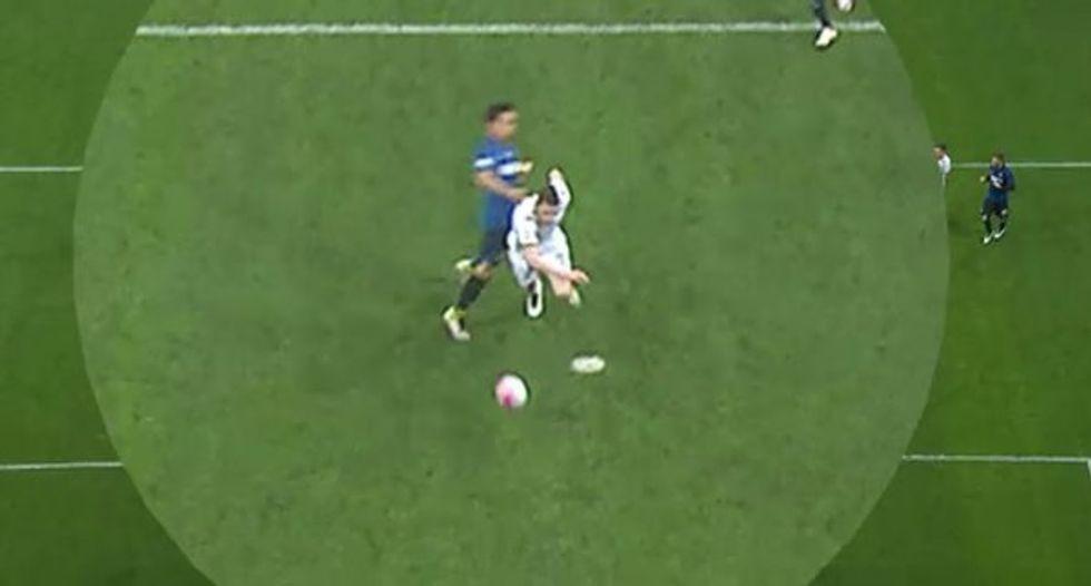 31a giornata - Inter-Torino, l'errore di Guida: Belotti ha simulato